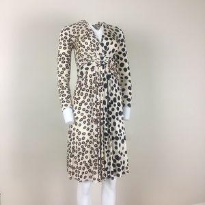 Issa London dress long sleeves sz 6